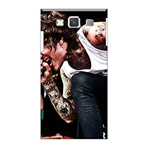 Scratch Protection Hard Cell-phone Case For Samsung Galaxy A3 (uhJ9057llMF) Custom Realistic Bring Me The Horizon Band Bmth Pictures