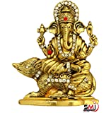 RAT GANESH GOLDEN For car dashboard/ home and office