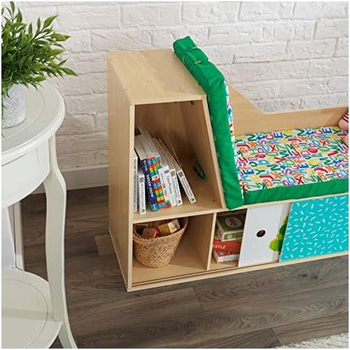 KidKraft World of Eric Carle Caterpillar Corner Bookcase