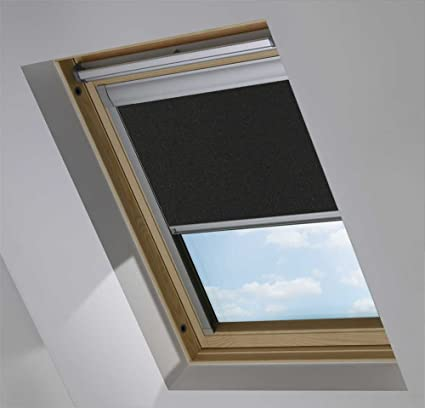 Blackout Roof Skylight Blinds For Velux Ggl Gpl Ghl Black 0009 Sys F So6 606 4