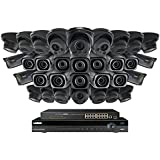 Lorex 4KHDIP321616VF 4K 32 Channel Surveillance System with NR9326 6TB NVR w/ 32 4x zoom 4K 8MP cameras