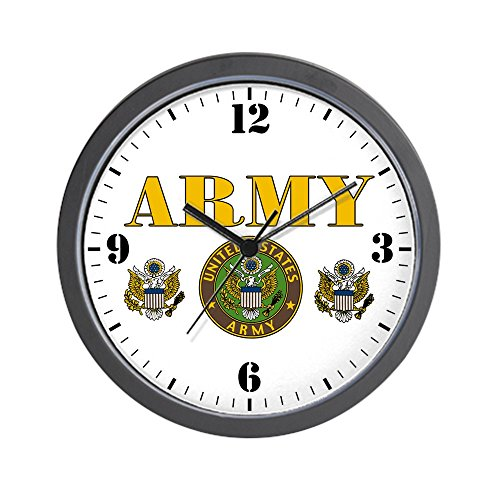 Wall Clock United States US Army