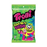 ferrara pan grape heads - Trolli Sour Brite Sloths Gummy Candy, Pineapple, Blue Raspberry, Berry Punch, Lime, Grape and Strawberry, 6.3 Ounce (Pack of 8)