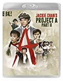 Jackie Chan's PROJECT A & PROJECT A PART II (Eureka Classics) Limited Edition Blu-ray
