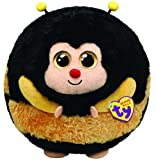 Ty Beanie Ballz Zips The Bee (Large)