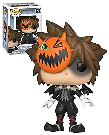 Amazon.com: Funko Pop! Disney Kingdom Hearts Halloween Town Sora ...