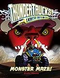 Monster Maze!: A Monster Truck Myth (ThunderTrucks!)