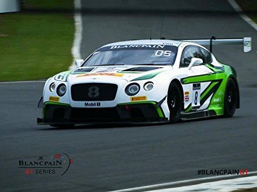 2017 Blancpain GT Series Sprint Cup Round 2 Brands Hatch