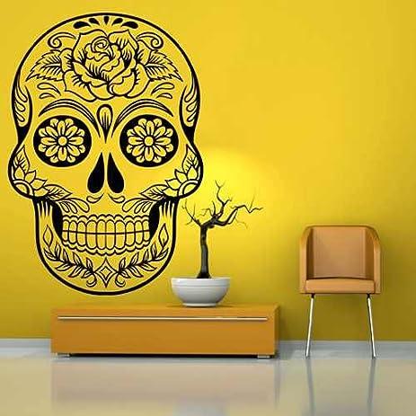 Unique Dia De Los Muertos Wall Art Image - Wall Art Design ...