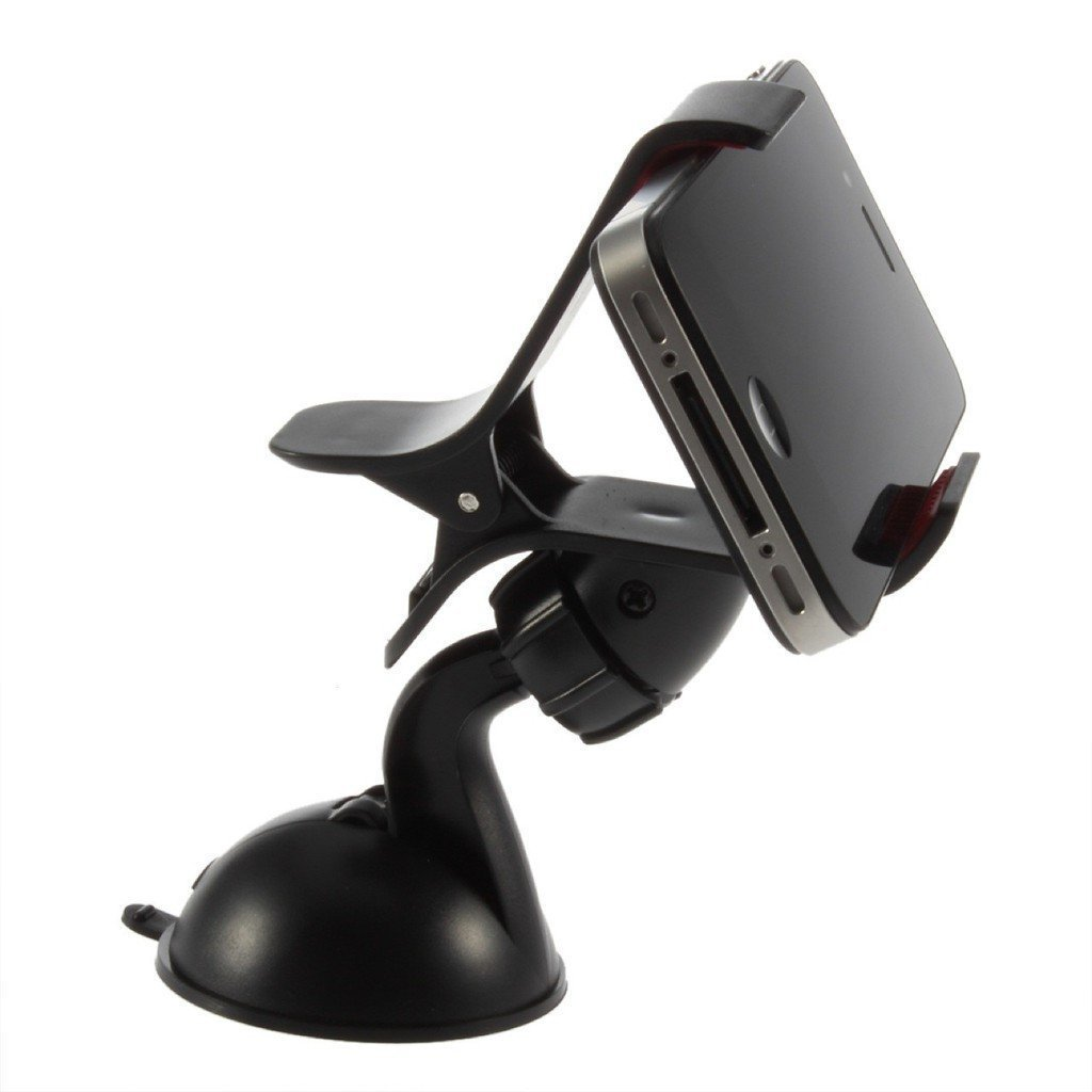 Generic (Unbranded) 360 Degree Rotating Car Mobile Holder