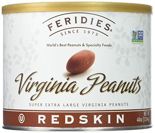 40 oz Can Redskin Virginia Peanuts