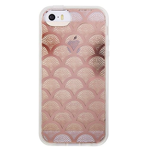 best loved db39e c900b Sonix Carrying Case for Apple iPhone 5/iPhone 5S/iPhone SE - Retail  Packaging - Champagne Lace