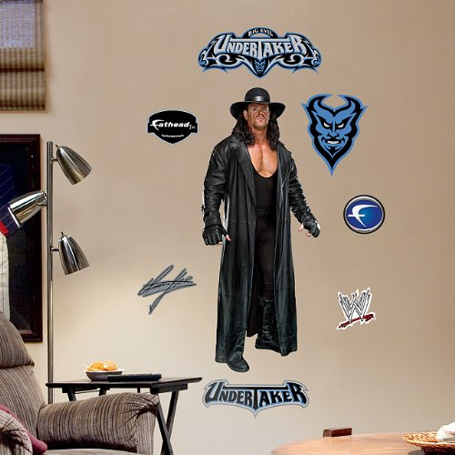 (WWE Undertaker Junior Wall Graphic)