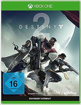426588c788b Destiny 2 (XBox One) (German) Video Game – 1 Sep 2017