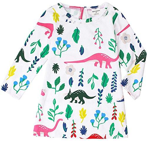 organic cotton toddler dresses - 7