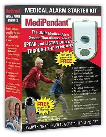 Amazon medipendant alarm monitoring kit health personal care medipendant alarm monitoring kit aloadofball Choice Image