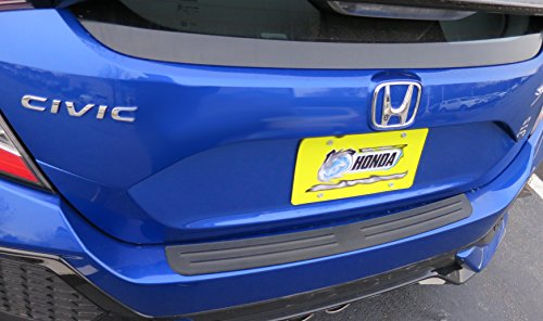 - Rear Bumper Protector Fits 2016 2017 2018 2018 Honda Civic Hatchback