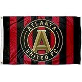 WinCraft Atlanta United FC Field Stripes Flag