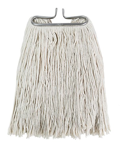 - Fuller Brush Wet Mop Jumbo Replacement Head – Super Absorbent Cotton Yarn