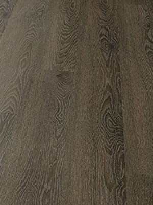 Salamanca Vinyl Flooring | Durable, Water-Resistant | Easy Install, Click-Lock | Plank SAMPLE by GoHaus