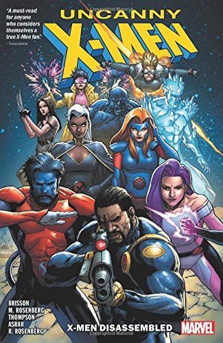 Uncanny X-Men: X-Men Disassembled, used for sale  Delivered anywhere in USA