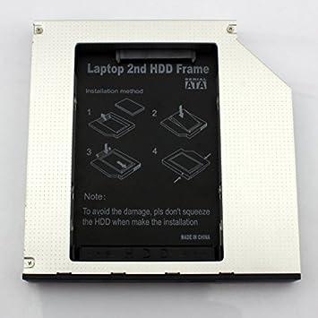 Amazon.com: Vivi Audio® 2nd 12.7mm SATA Hard Driver Caddy Adapter
