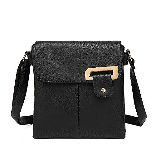Porter Pour London black Femme Craze 1 À L'épaule Sac Style fAXwxqn1
