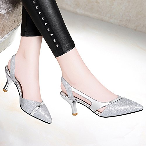 Colori tacco Colore donna Optional 34 Sandali da dimensioni B Estate Scarpe Wild con Size Opzionale Stiletto B 2 GYHDDP q86wBf6xv
