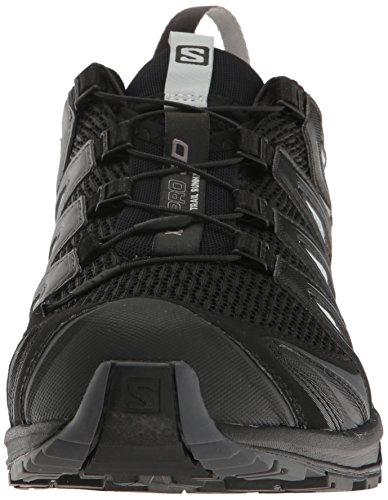 Salomon XA Pro 3D, Scarpe da Escursionismo Uomo Nero (Black / Magnet / Quiet Shade 000)