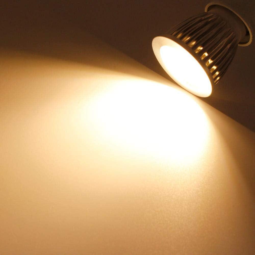 Bombilla LED Foco Regulable 9W 12W 15W E27 E14 Gu10 85-265V Mr16 12V Bombilla Blanco Cálido Blanco Frío Led, Blanco Cálido, Mr16 12V 9W