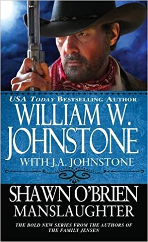 Book Manslaughter (Shawn O'Brien) by William W. Johnstone (2015-02-24)