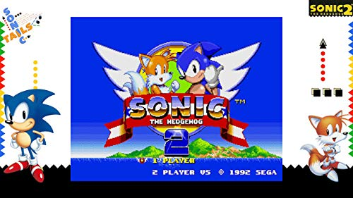 SEGA AGES Sonic the Hedgehog 2 Standard - Switch [Digital Code]