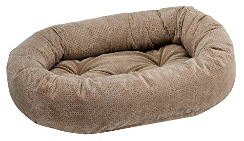 Large Cappucino Treats Bowsers Donut Bed by Bowsers