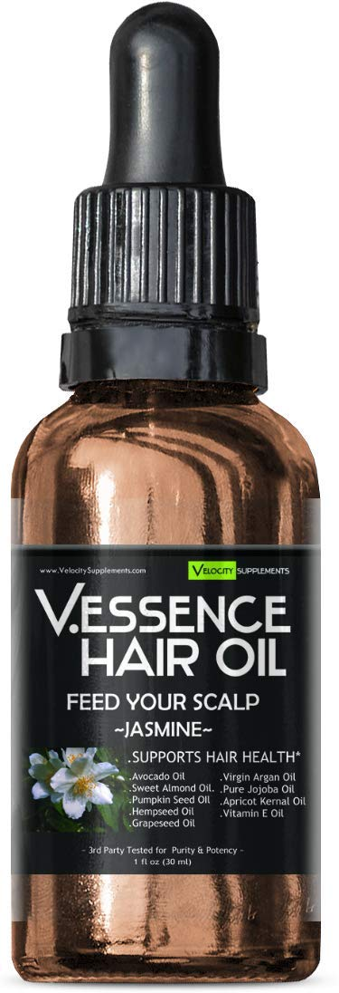 Hair Oil Bundle 6 Pack of Difference Scents by Velocity Supplements (Image #5)