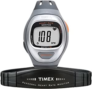 Timex 5G941 Easy Trainer Heart Rate Monitor Watch