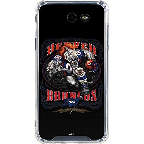 Denver Broncos Galaxy J7 Case - Denver Broncos Running Back | NFL X Skinit LeNu Case Denver Broncos Nfl Precision Cut
