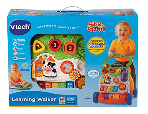 Детские игрушки VTech Sit-to-Stand Learning Walker