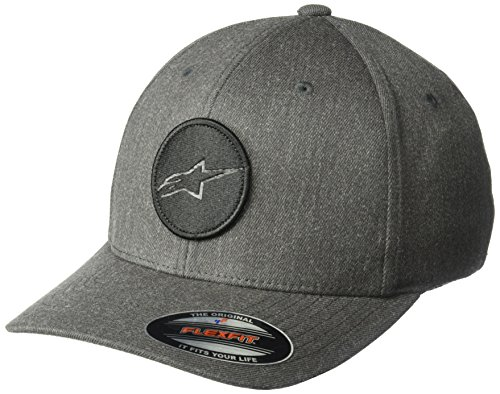 Gris Homme Bombe Hat Alpinestars Noted Anthracite Chiné 8aqwHSCx