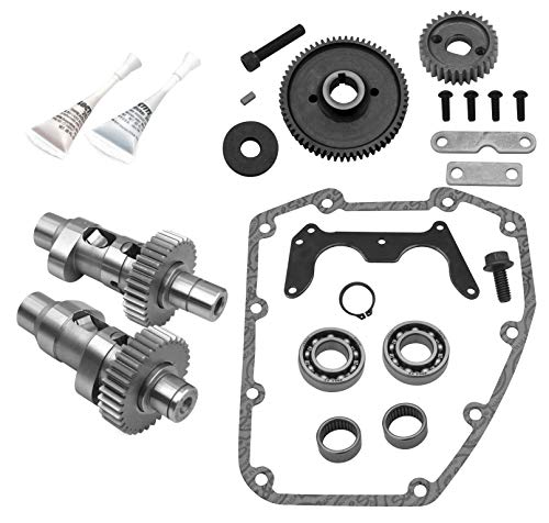 (S&,S Cycle Easy Start Gear Drive 635 H.O. Camshaft Kit 330-0438)