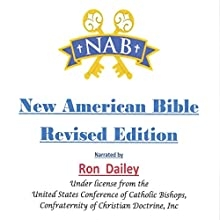New American Bible Audiobook by  Inc. Confraternity of Christian Doctrine Narrated by Ron Dailey