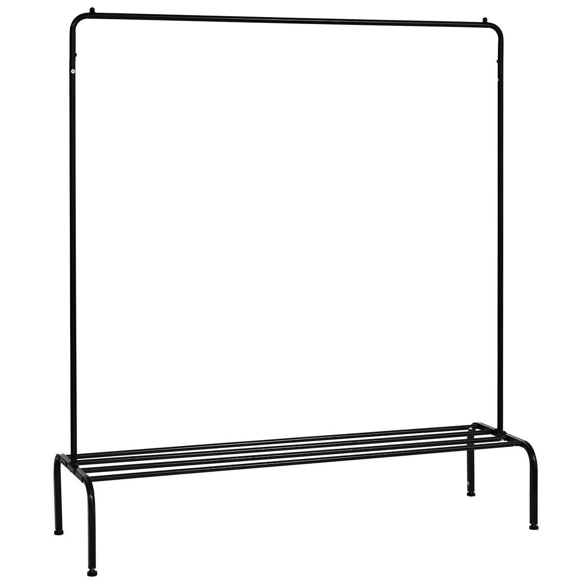Amazon.com: Perchero de metal para ropa de dormitorio con ...