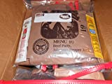 MRE (Meals Ready to Eat) without heater Special Deal 7 Meals for the price of 6