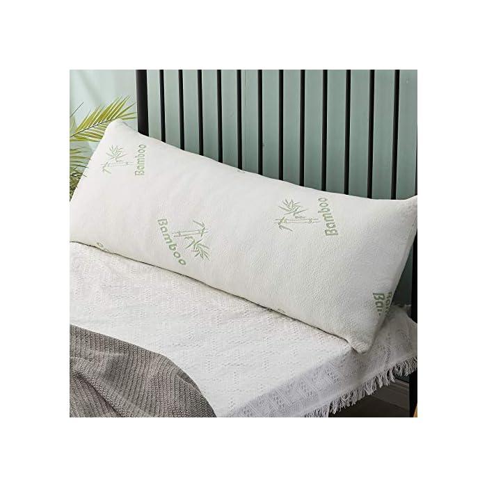 Cosybay Luxury Memory Foam Body Pillow