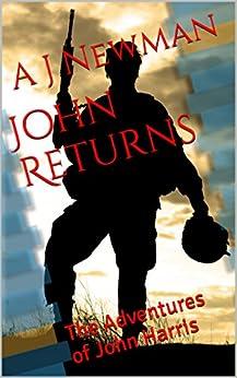 John Returns Adventures Harris ebook product image