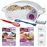 Easy Bake Oven Star Edition + Red Velvet Cupcakes Refill + Chocolate Chip and Pink Sugar Cookies Refill