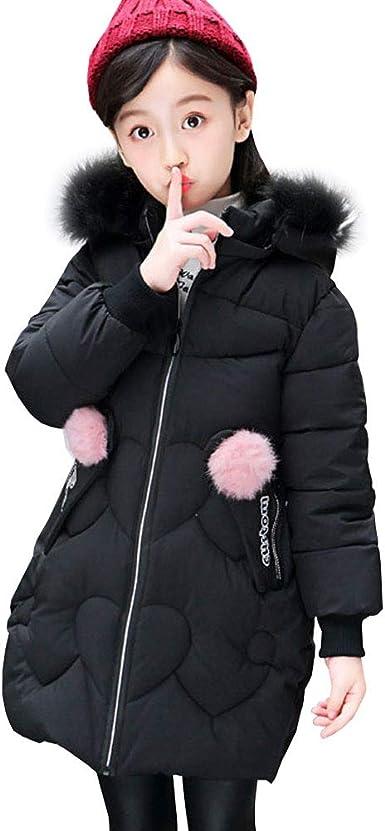 manteau hiver enfant long