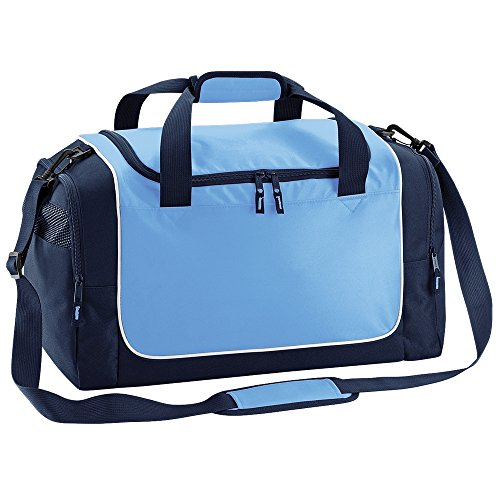 Quadra Team Wear Locker Bag Azul - Sky Blue/ French Navy/ White