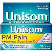 Unisom Sleepcaps Pm Pain 30 Cp