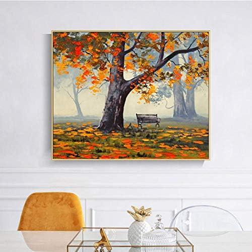 現代の抽象ポスターと版画壁アートキャンバス絵画木写真用リビングルーム家の装飾-60×80センチ×1ピースフレームなし