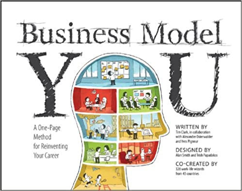 Business Model You A One-Page Method For Reinventing Your Career